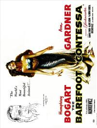 The Barefoot Contessa - 30 x 40 Movie Poster UK - Style A