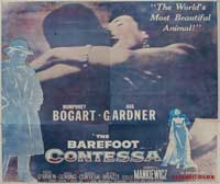 The Barefoot Contessa - 22 x 28 Movie Poster - Half Sheet Style C