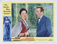 The Barefoot Contessa - 11 x 14 Movie Poster - Style A