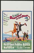 Barefoot in the Park - 11 x 17 Movie Poster - Style C