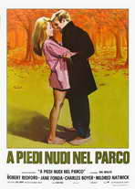 Barefoot in the Park - 27 x 40 Movie Poster - Italian Style A