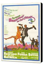 Barefoot in the Park - 27 x 40 Movie Poster - Style A - Museum Wrapped Canvas