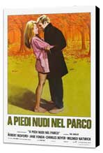Barefoot in the Park - 27 x 40 Movie Poster - Italian Style A - Museum Wrapped Canvas
