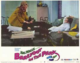 Barefoot in the Park - 11 x 14 Movie Poster - Style B