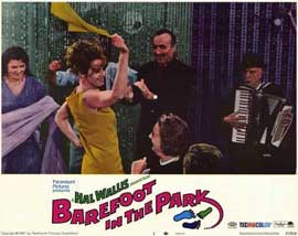 Barefoot in the Park - 11 x 14 Movie Poster - Style C