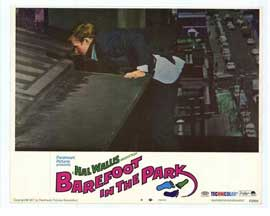 Barefoot in the Park - 11 x 14 Movie Poster - Style D