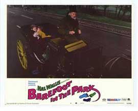 Barefoot in the Park - 11 x 14 Movie Poster - Style F