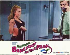 Barefoot in the Park - 11 x 14 Movie Poster - Style H