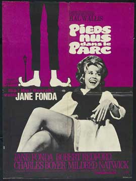 Barefoot in the Park - 11 x 17 Movie Poster - French Style A