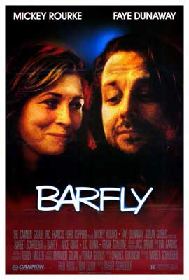 Barfly - 27 x 40 Movie Poster - Style A