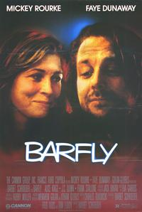 Barfly - 43 x 62 Movie Poster - Bus Shelter Style A