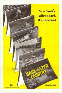 Bark-Eater Country - 11 x 17 Movie Poster - Style A