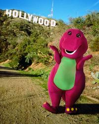 Barney's Great Adventure - 8 x 10 Color Photo #3