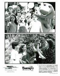 Barney's Great Adventure - 8 x 10 B&W Photo #2