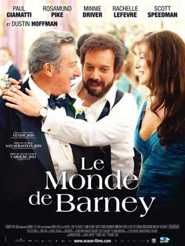 Barney's Version - 43 x 62 Movie Poster - French Style A