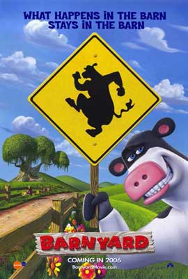 Barnyard - 11 x 17 Movie Poster - Style A