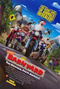 Barnyard - 11 x 17 Movie Poster - Style C