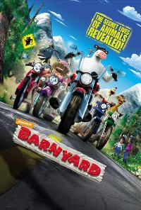 Barnyard - 43 x 62 Movie Poster - Bus Shelter Style B