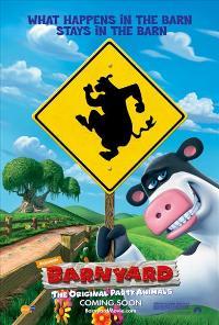 Barnyard - 11 x 17 Movie Poster - Style E