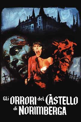 Baron Blood - 11 x 17 Movie Poster - Italian Style B