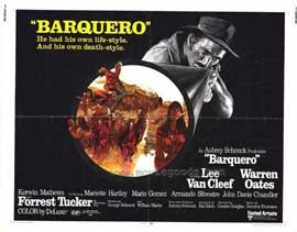 Barquero - 11 x 14 Movie Poster - Style A