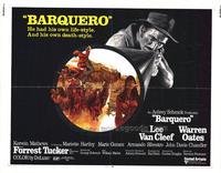 Barquero - 22 x 28 Movie Poster - Half Sheet Style A