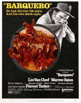 Barquero - 11 x 17 Movie Poster - Style B