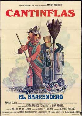 Barrendero, El - 11 x 17 Movie Poster - Spanish Style A