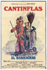 Barrendero, El - 27 x 40 Movie Poster - Spanish Style A