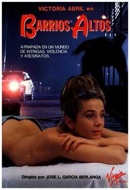 Barrios altos - 11 x 17 Movie Poster - Spanish Style B