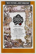 Barry Lyndon - 27 x 40 Movie Poster - Style B