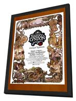 Barry Lyndon - 11 x 17 Movie Poster - Style C - in Deluxe Wood Frame