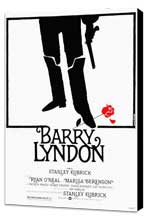 Barry Lyndon - 11 x 17 Movie Poster - Style A - Museum Wrapped Canvas