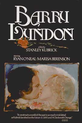 Barry Lyndon - 11 x 17 Movie Poster - Style D
