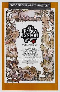 Barry Lyndon - 11 x 17 Movie Poster - Style E