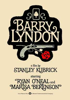 Barry Lyndon - 27 x 40 Movie Poster - Style C