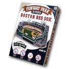 Baseball - MLB Boston Red Sox Fenway Park 3-D Puzzle