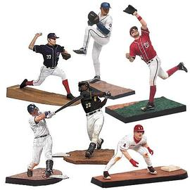 Baseball - MLB Series 31 Revision 1 Action Figure Case