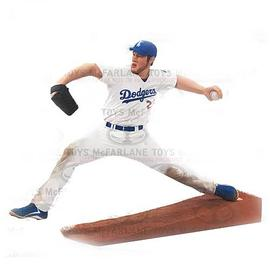 Baseball - MLB Series 31 Clayton Kershaw Action Figure