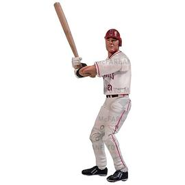 Baseball - MLB Playmakers Series 4 Mike Trout Action Figure