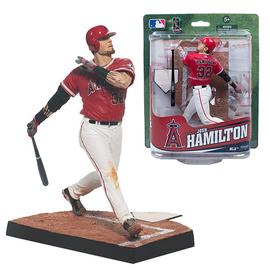 Baseball - MLB Los Angeles Angels Josh Hamilton 7-Inch Action Figure