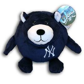 Baseball - Lubies MLB New York Yankees (Navy) Plush