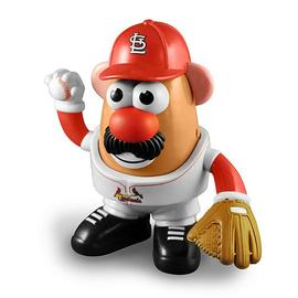 Baseball - MLB St. Louis Cardinals Series 2 Mr. Potato Head