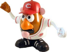 Baseball - MLB Cincinnati Reds Mr. Potato Head
