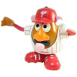 Baseball - MLB Philadelphia Phillies Mr. Potato Head
