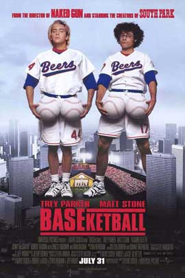 BASEketball - 11 x 17 Movie Poster - Style B