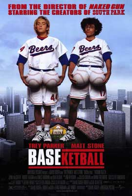 BASEketball - 27 x 40 Movie Poster - Style A