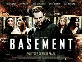 Basement - 11 x 17 Movie Poster - UK Style A