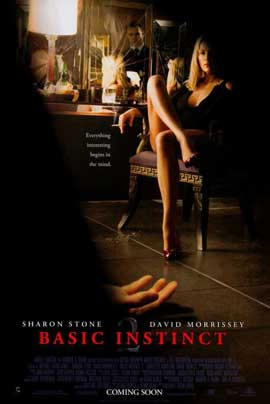 Basic Instinct 2 - 11 x 17 Movie Poster - Style B
