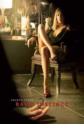 Basic Instinct 2 - 27 x 40 Movie Poster - Style B